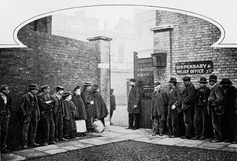 VICTORIAN WORKHOUSES: THE MEDICAL OFFICER | A Visitor's